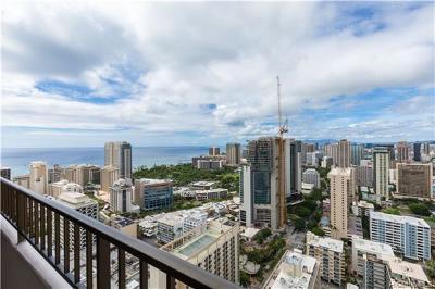 Honolulu Condo/Townhouse For Sale: 2240 Kuhio Avenue #3807