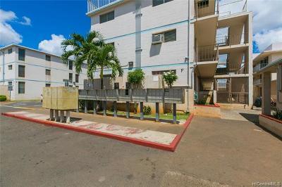 Waipahu Condo/Townhouse For Sale: 94-245 Leowahine Street #1036