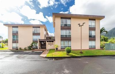 Kaneohe Condo/Townhouse For Sale: 47-420 Hui Iwa Street #A204