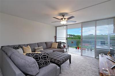 Mililani Condo/Townhouse For Sale: 95-061 Waikalani Drive #D805