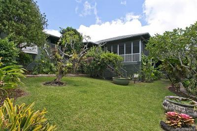 Aiea Single Family Home For Sale: 99-251 Iini Way