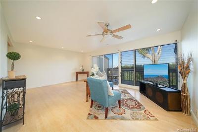 Honolulu Condo/Townhouse For Sale: 92-964 Makakilo Drive #48