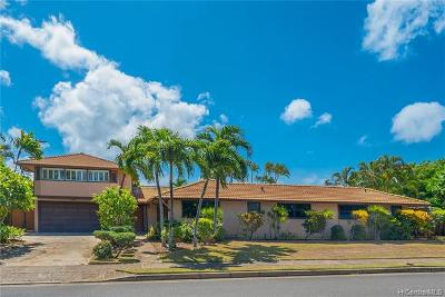 Honolulu Single Family Home For Sale: 4539 Farmers Road