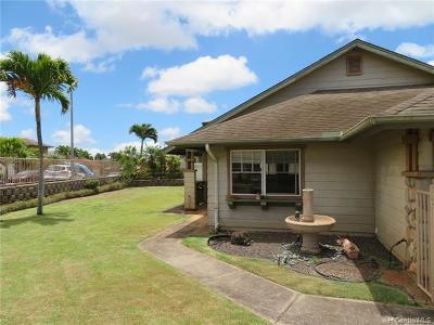 Kapolei Single Family Home For Sale: 92-119 Manauea Place