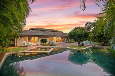 Honolulu Single Family Home For Sale: 4418 Aukai Avenue