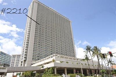 Honolulu Condo/Townhouse For Sale: 410 Atkinson Drive #2210