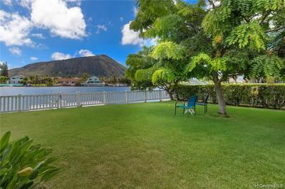 Honolulu Single Family Home For Sale: 7497 Makaa Street