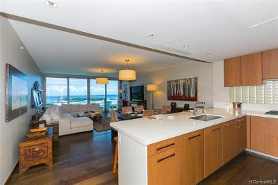 Honolulu Condo/Townhouse For Sale: 1555 Kapiolani Boulevard #1000