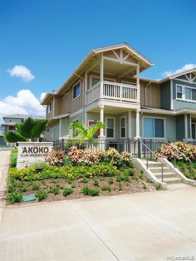 Rental For Rent: 91-1081 Iwikuamoo Street #101
