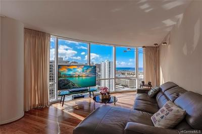 Honolulu Condo/Townhouse For Sale: 1288 Kapiolani Boulevard #I-2703