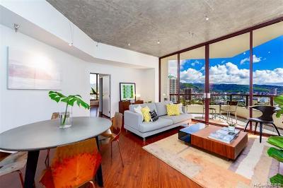 Honolulu Condo/Townhouse For Sale: 725 Kapiolani Boulevard #2905