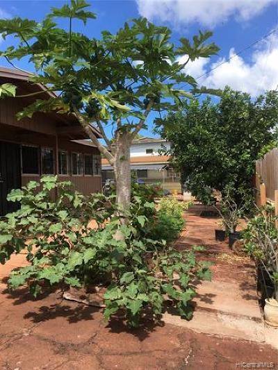 Ewa Beach Single Family Home For Sale: 91-944 Kalapu Street