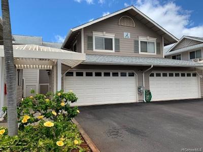 Waipahu Condo/Townhouse For Sale: 94-720 Lumiauau Street #J3