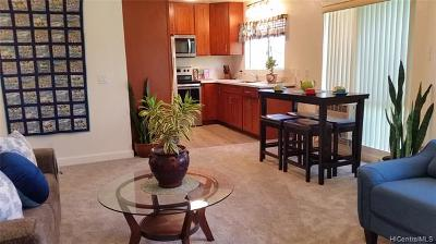 Mililani Condo/Townhouse For Sale: 94-729 Meheula Parkway #6D