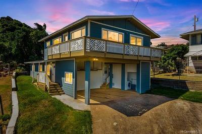 Honolulu Single Family Home For Sale: 2065 Iholena Street