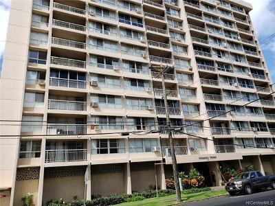 Honolulu Condo/Townhouse For Sale: 1621 Dole Street #108