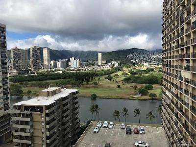 Honolulu Condo/Townhouse For Sale: 431 Nahua Street #1509