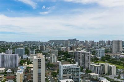Honolulu Condo/Townhouse For Sale: 1717 Mott Smith Drive #3005
