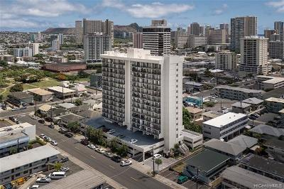Honolulu Condo/Townhouse For Sale: 2121 Algaroba Street #305
