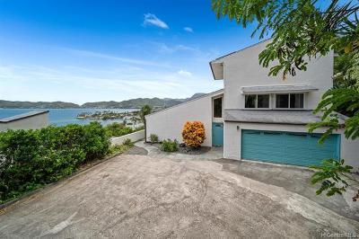 Kaneohe Single Family Home For Sale: 45-013 Lilipuna Road #4