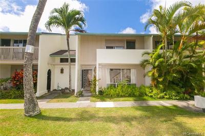 Kailua Condo/Townhouse For Sale: 1834 Oko Street #2604