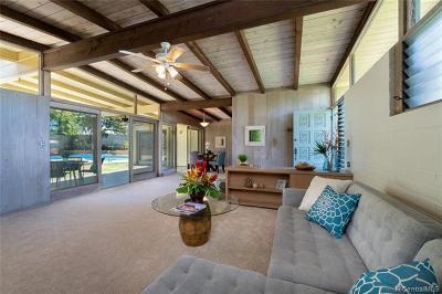 Kailua Single Family Home For Sale: 85 Laiki Place