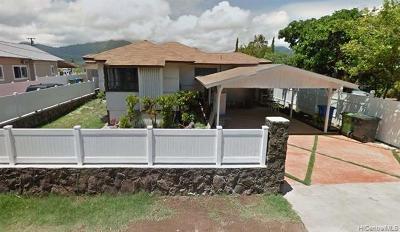 Kailua Single Family Home For Sale: 207 Maluniu Avenue