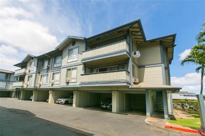 Condo/Townhouse For Sale: 91-241 Hanapouli Circle #24G