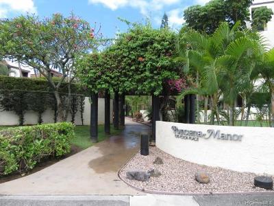 Kailua Condo/Townhouse For Sale: 1015 Aoloa Street #242