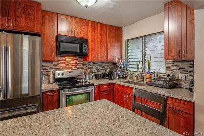 Pearl City Condo/Townhouse For Sale: 96-232 Waiawa Road #19