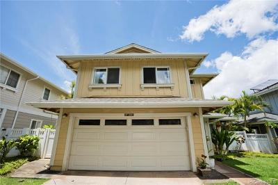 Honolulu County Single Family Home For Sale: 87-2081 Pakeke Street