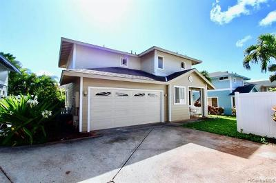Kapolei Single Family Home For Sale: 92-7049 Elele Street #4