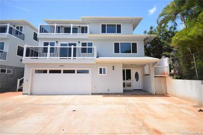 Single Family Home For Sale: 4494 Sierra Drive #B