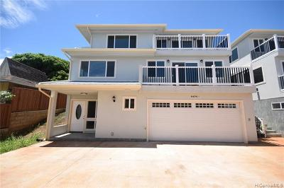 Single Family Home For Sale: 4494 Sierra Drive #C