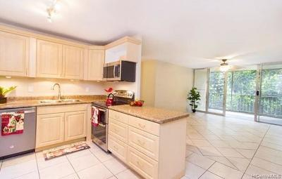 Mililani Condo/Townhouse For Sale: 95-269 Waikalani Drive #C201