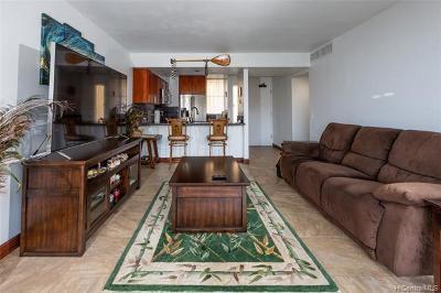 Waianae Condo/Townhouse For Sale: 84-680 Kili Drive #1408