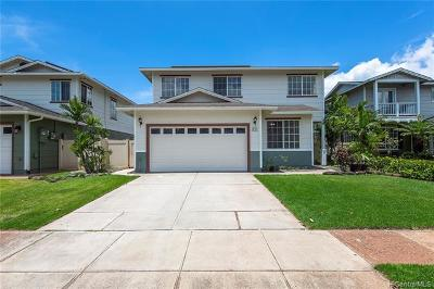 Ewa Beach Single Family Home For Sale: 91-1522 Pukanala Street