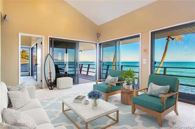 Ewa Beach Single Family Home For Sale: 91-609 Pupu Street