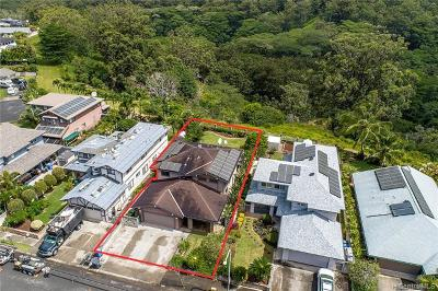 Mililani Single Family Home For Sale: 95-1012 Paemoku Place
