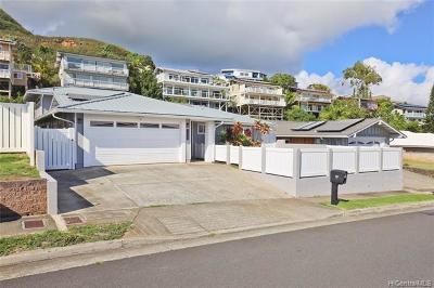 Kailua Single Family Home For Sale: 1336 Kina Street