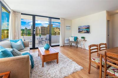 Honolulu Condo/Townhouse For Sale: 2410 Cleghorn Street #2602