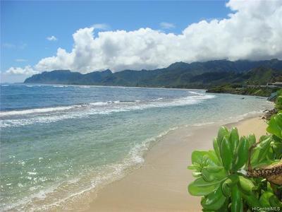 Laie Single Family Home For Sale: 55-343 Kamehameha Highway