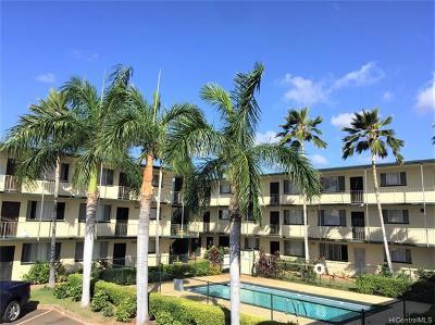 Waipahu Condo/Townhouse For Sale: 94-030 Leolua Street #A108