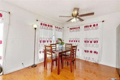 Pearl City Single Family Home For Sale: 980 Luehu Street