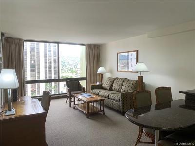 Honolulu Condo/Townhouse For Sale: 229 Paoakalani Avenue #1401