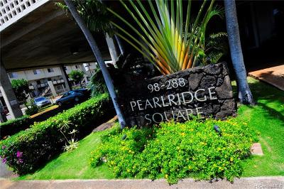 Aiea Condo/Townhouse For Sale: 98-288 Kaonohi Street #603