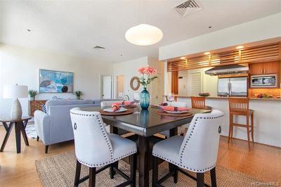 Honolulu County Condo/Townhouse For Sale: 876 Curtis Street #PH4005