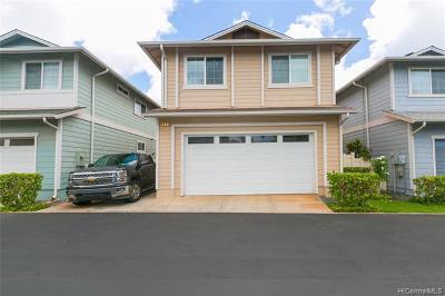 Ewa Beach Single Family Home For Sale: 91-1001 Keaunui Drive #34