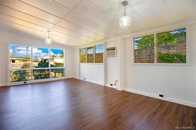 Pearl City Single Family Home For Sale: 2037 Komo Mai Drive