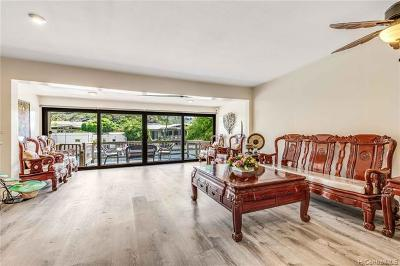 Condo/Townhouse For Sale: 6370 Hawaii Kai Drive #16
